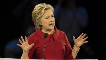 Clinton rips Trump as 'dangerously wrong' on Israel