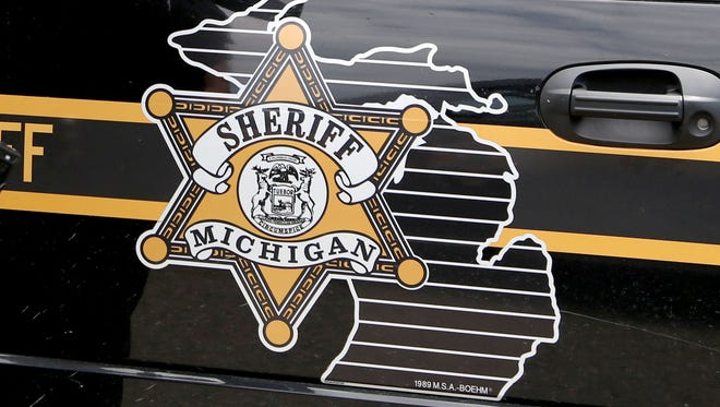 A vehicle for the Macomb County Sheriff's office.