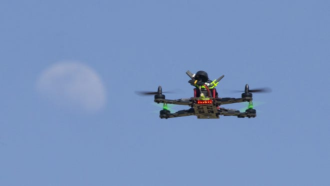 Is it just a matter of time before HOAs start using drones to spy on homeowners?