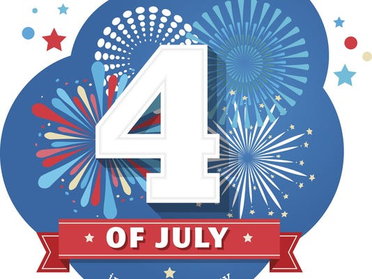 Happy independence day, United States of America, 4 th July