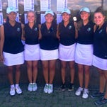 The Novi girls golf team captured the Kensington Conference pre-tourney Monday at Fox Creek G.C.