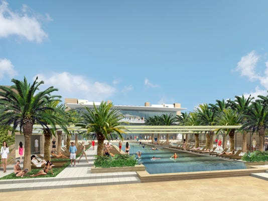 Ritz-Carlton Paradise Valley resort