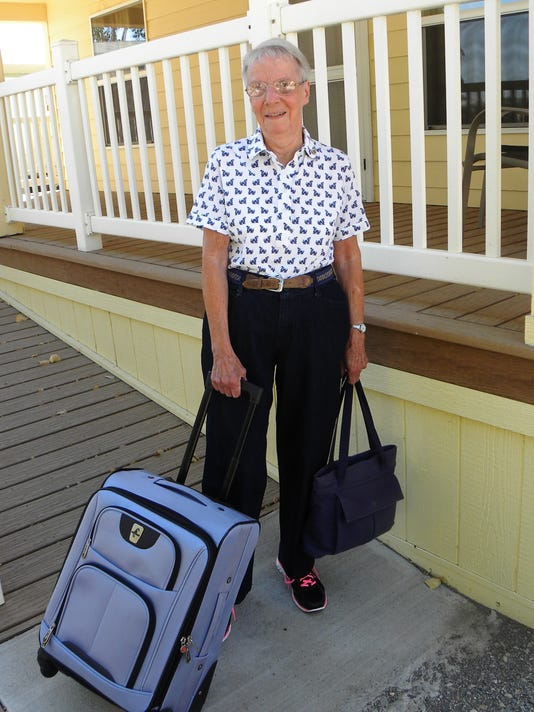 -Phyllis Witesman ready for trip.jpg_20140923.jpg