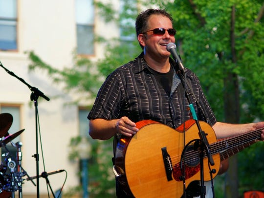 Scott Greeson & Friends are among the local favorites expected to play at the inaugural Ouibache Music Festival this weekend.