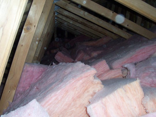 Your attic or crawl space might be loaded with insulation,