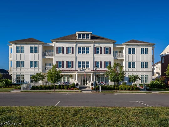 Westhaven attracts second-home buyers because of amenities including its golf course, restaurants, shops and a Kroger grocery store. Condos like this unit are popular among second-home buyers.