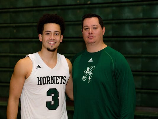 Tito Ramirez and Jim Holsworth, Passaic Valley