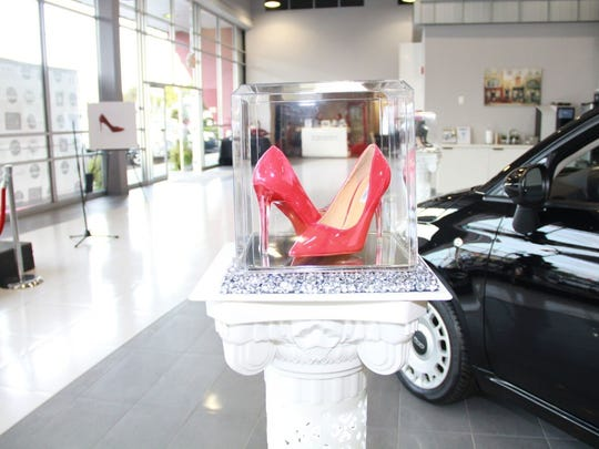 Cheres Chambers of Plainfield founded The Shoe Soul Society (TS3) with the goal of helping women. Chambers believes she can help women be fashion forward while paying it forward. In September, Chambers hosted a launch party for her online shop at Fiat of Springfield.