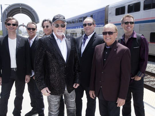 The Beach Boys will return to the McCallum Theatre after a successful engagement last year.