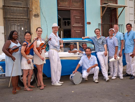 Charanga Tropical will perform on the International