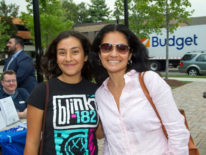 Mariyah and Edith Martinez. LGBTQ Hackensack Pride