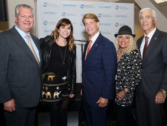Hackensack Meridian Health launches Life Years Ahead Radio, a station specially curated by Pandora and the first health care brand station in the New York market