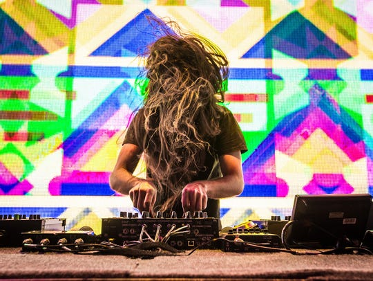 Bassnectar tops the 2018 515 Alive Music Festival lineup.