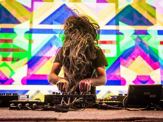 Bassnectar co-headlines 515 Alive, returning Aug. 17-18 to Water Works Park in Des Moines.
