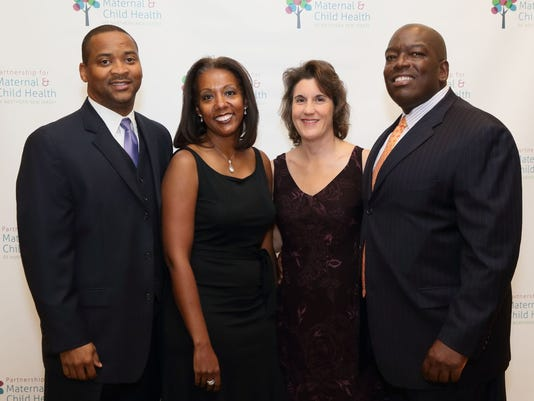 Partnership for Maternal & Child Health of Northern New Jersey 25th Anniversary Gala Celebration at Teaneck Marriott at Glenpointe 11/09/2017