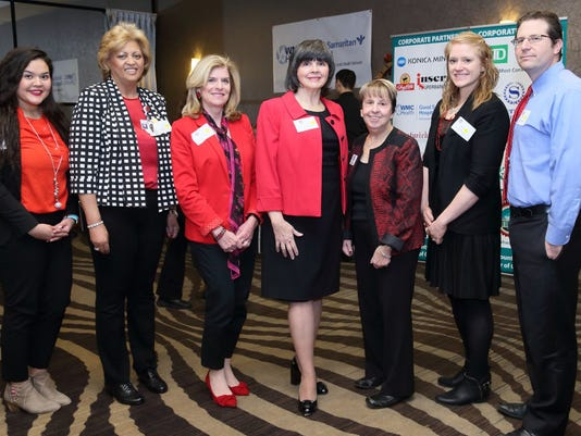 Mahwah Regional Chamber of Commerce Holiday Luncheon at Crowne Plaze Hotel & Conference Center, Suffern 12/08/2017