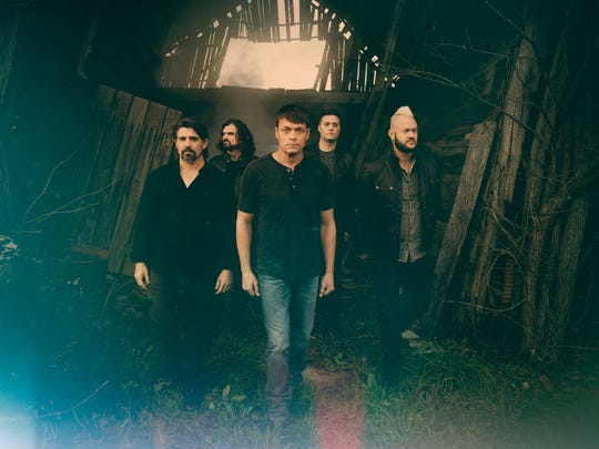 3 Doors Down heads out on tour Jan. 16.