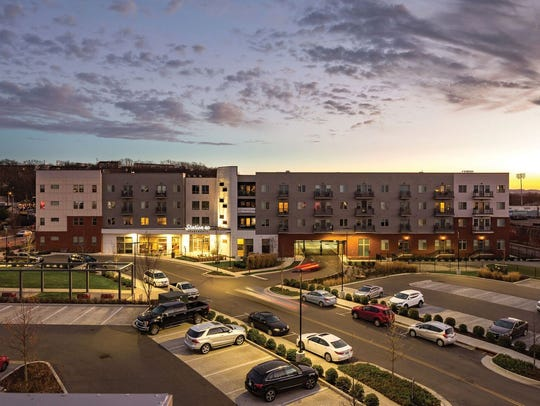 Station 40 apartments in Sylvan Park