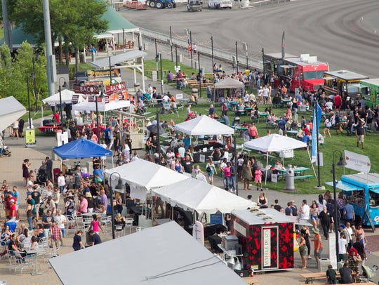 North Jersey Events' 2018 Food Truck Mash-Up at the