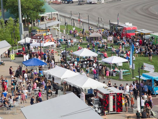 North Jersey Events' 2018 Food Truck Mash-Up at the Meadowlands Racetrack co-sponsored by The Record and NorthJersey.com. 06/02/2018