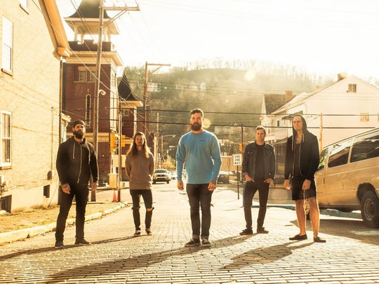 Senses Fail got its start in New Jersey and the band still loves playing here. In addition to Camden, the Warped Tour is coming to Holmdel.