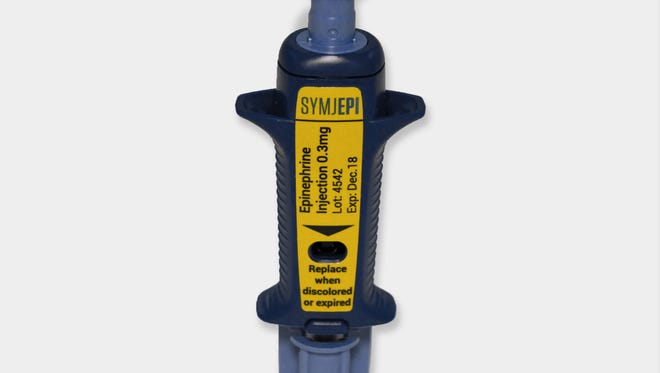 The FDA approved Adamis Pharmaceuticals Corporation's epinephrine injection device Symjepi. It is smaller than the EpiPen and will cost less.