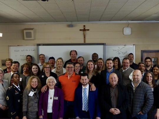 Union Catholic High School Alumni Panel.