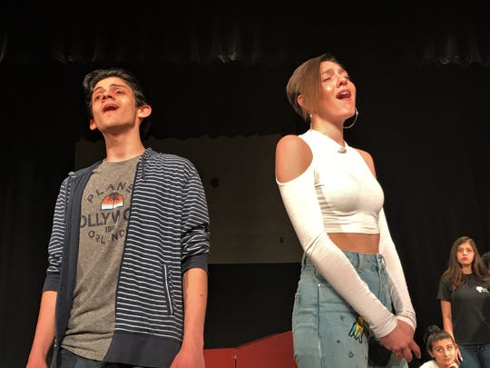 "Mahopac High School's drama club presents ""Grease"" at 7 p.m., April 27, 28, 29. Tickets are $10 at the door."