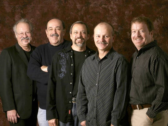 Seldom Scene has a history of playing at the Gettysburg Bluegrass Festival.