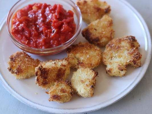 Food KitchenWise Cauliflower Cutlets (2)