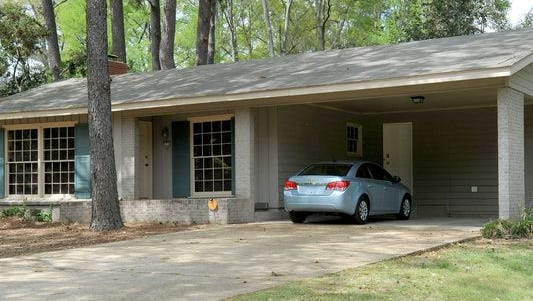 This home on East Northside Drive in Jackson opened this week as a halfway house.