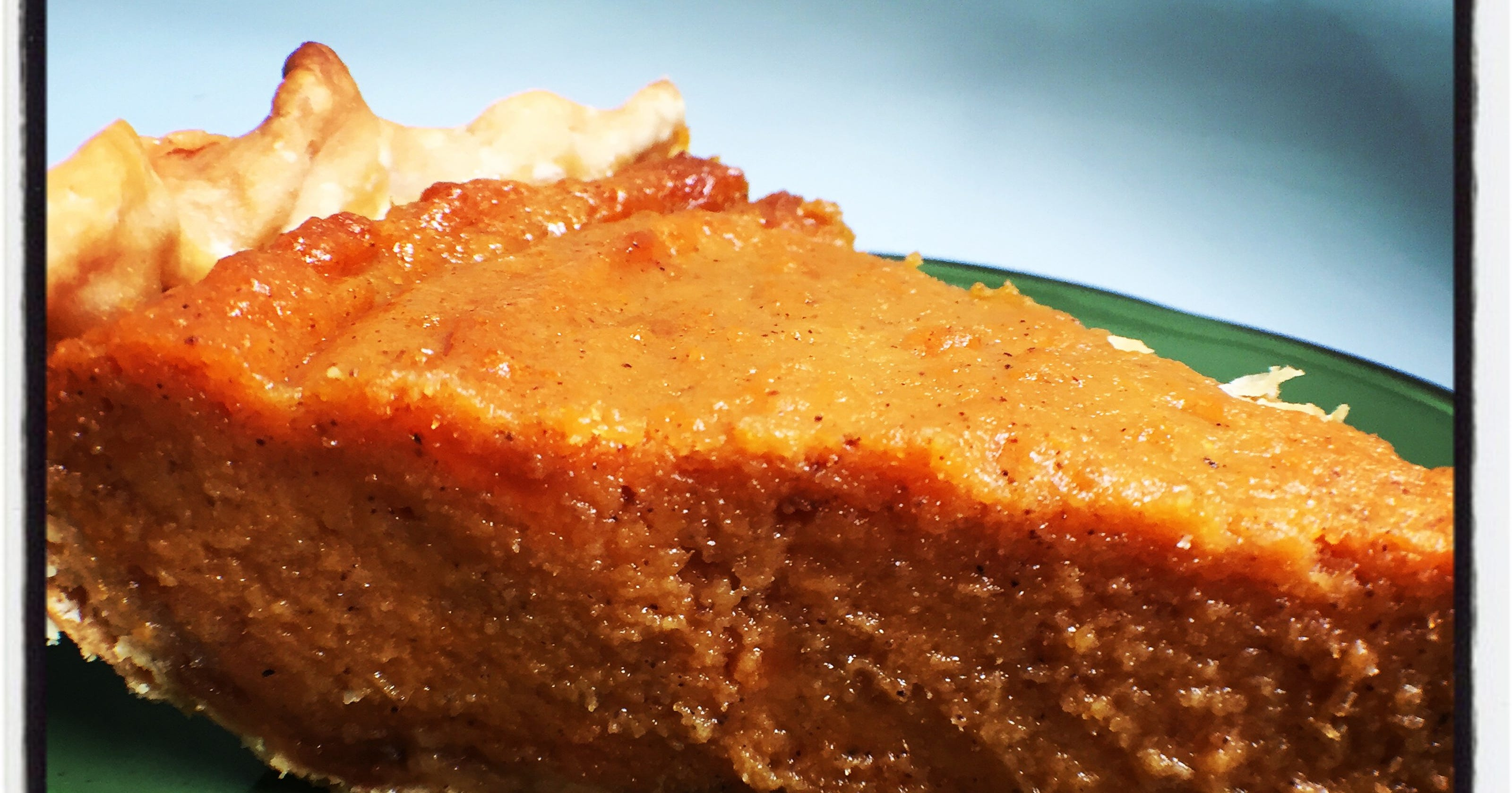 Recipe: Easy Sweet Potato Pie inspired by Patti LaBelle