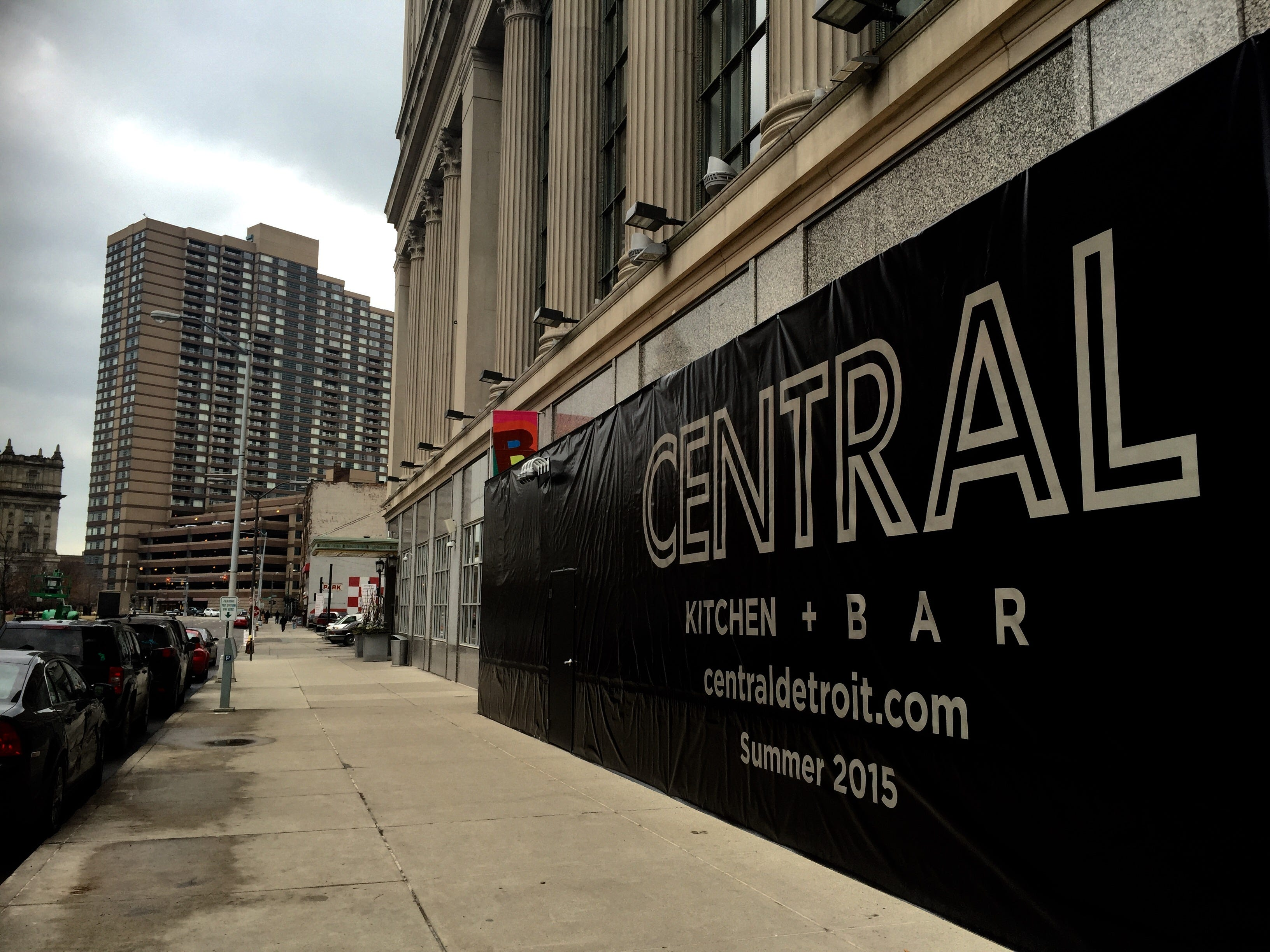 Central Kitchen Bar to open at First National Building on