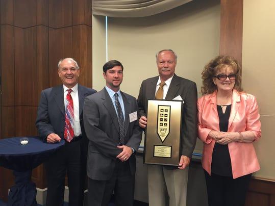 CRT Award 2015