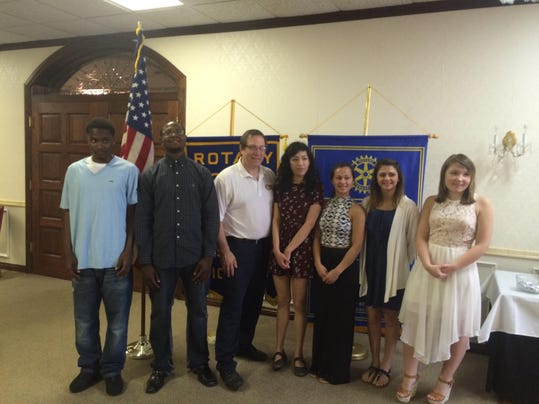 wsd Rotary scholarships