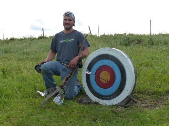 Archery shoot 1