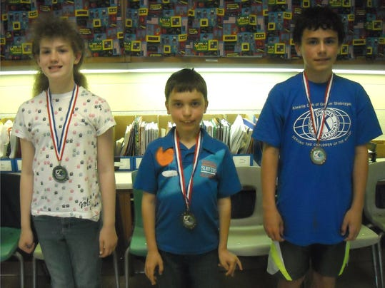 Cleveland Elementary Geography Bee