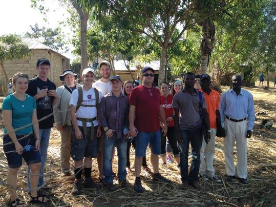 Hope for Haiti students