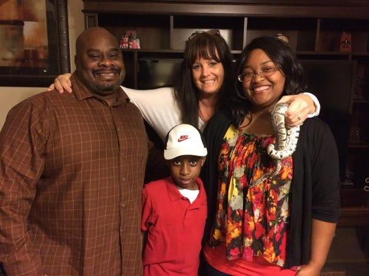AFV Whitehurst family