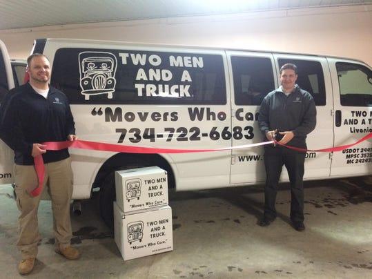 Two men ribbon cutting 2 - Copy