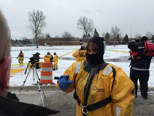 LIV 1 Madonna ice rescue