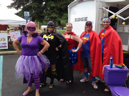 RDF 3 Relay for Life Preview