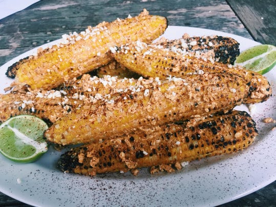 Food Deadline Mexican Grilled Corn (2)