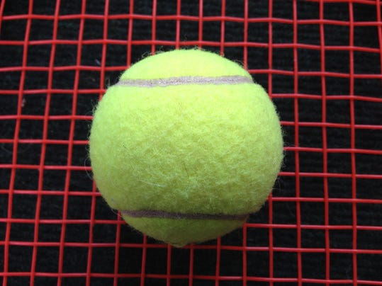 TENNIS-BallRacket