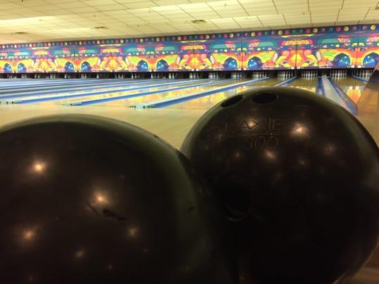 lanes + balls