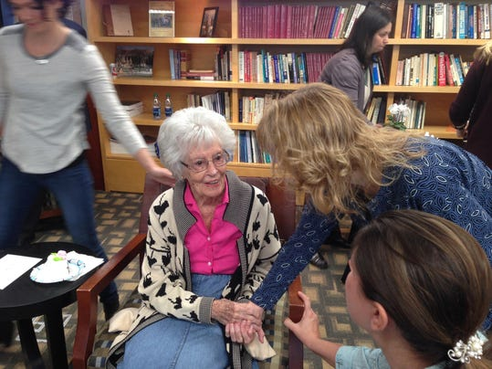 Annie Glenn Turns 97