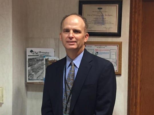 Kevin Byrnes, Communications Director City of Birmingham