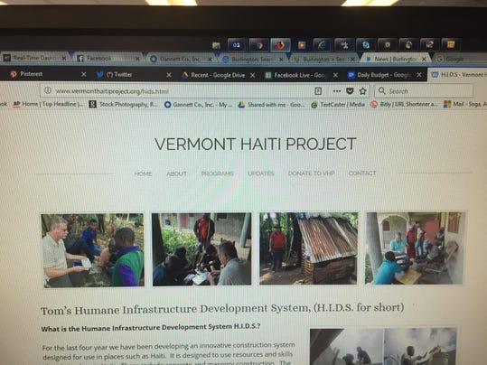 Vermont Haiti Project