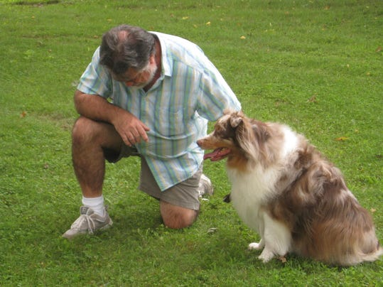 Mills River blessing of pets.JPG