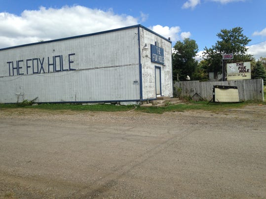 Foxhole building